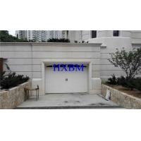 China Anti Flaming Roll Up Garage Doors , Easy To Operate Contemporary Garage Doors on sale