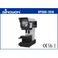China LED Illumination Ø300mm Digital Vertical Profile Projector/ Comparator With DP400 wholesale