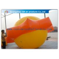China Helium Balloon Inflatable Saturn Planet Balloon For Commercial Exhibition wholesale