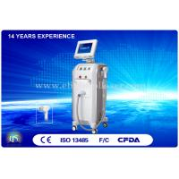 China Wrinkle Removal Skin Tightening Equipment RF 10.4 Inch Color LCD Touch Screen wholesale