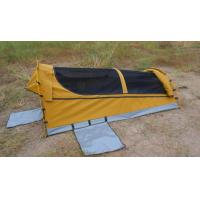 China 4WD Roof Top Tent Accessories Canvas camping Swag Tent wholesale