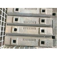 China High Abrasion Cr-Mo Alloy Steel Mill Liners Wedge Bars for Centre Shell Liners / End Liners wholesale