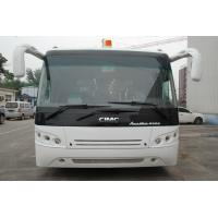 China Large Capacity 14 Seat Tarmac Coach Airport Limousine Bus Wheel Base 7100mm wholesale