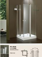China 6mm Shower Screen (RL-6A2) on sale