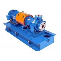 China Brine Pump Non Clog Centrifugal Pump With Corrosion Resistance Material wholesale