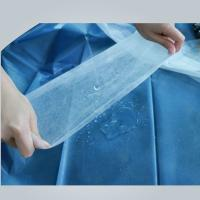 China Hydrophilic Non Woven Polypropylene Fabric Roll In Medical Bed Sheet , Good Strength wholesale