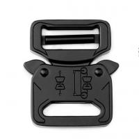 Buy cheap Cobra buckles Metal Belt Buckle 27mm Black Color For Tactical Belt from wholesalers