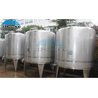 China Dish End Batch Pasteurizer with 500L Pasteurization Capacity (ACE-CG-Q8) wholesale