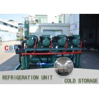 China Full Automatic System Cold Storage Refrigerator / R22 R404a R134 Modular Cold Rooms wholesale