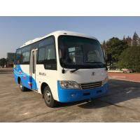 China Star Type Medium CNG City Bus , 3759cc CNG Minibus 10 Seater CKD / SKD wholesale