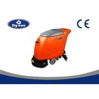 China Hand Held Industrial Electric Tile Floor Cleaner Machine 3 - 4.5 Hours Working Time wholesale