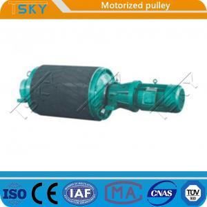 China Steel Rubber Motorized Head Drive JIS Conveyor Drum Pulley wholesale