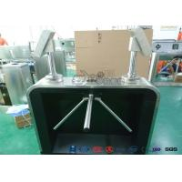 Quality 2016 Newest Biometric Stainless Steel Turnstile Tripod With RFID Access Control for sale