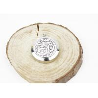 China Custom Fashion Essential Oil Jewelry Stainless Steel Aromatherapy Locket Pendant wholesale