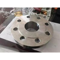 "China ASME B16.5 Forged Steel Pipe Flange 1 / 2"" - 24"" RF FF RTJ LWN Sealing Face wholesale"