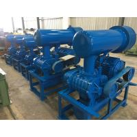 China 5.5KW-45KW High Pressure Three Lobes Roots Blower for Multipurpose Use wholesale