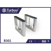 China Anti - Temperature Optical Barrier Turnstiles Novel And Beautiful Design wholesale