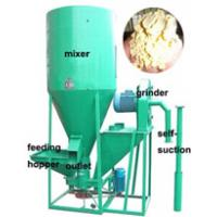 China animal feed grinding and mixing machine on sale