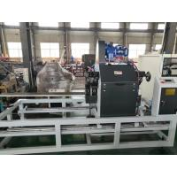 Buy cheap 110mm~315mm Automatic PE Pipe cutting mahine with SIEMENS PLC system from wholesalers