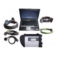 China WIFI Mercedes Star Benz Scanner Diagnostic Tool Compact C4 SD Connect wholesale