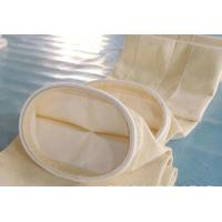China Professional PPS Felt Filter Bags / Central Machinery Dust Collector Bags on sale