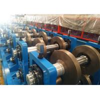 China Full automatic Interchangeable Z Purlin Roll Forming Machine Cr12 Forming Rollers wholesale
