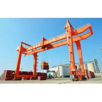 China RMG / RTG Container Gantry Crane For Rail Station , Harbour, Port  ISO CE Certificated wholesale