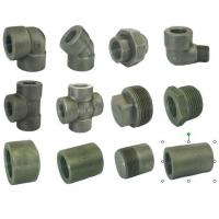 China ASTM / ASME A/ SA 182 Forged pipe fittings,  Steel Pipe Fittings Elbow 45 degree 90 degree wholesale
