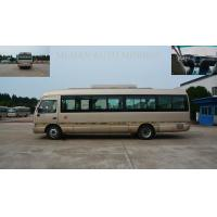 ISUZU Diesel Engine Coaster Minibus Passenger City Rider Bus Straight Beam