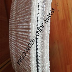 China Double side Aluminum foil EPE foam 5mm heat insulation materials sheet , 1.2x30m wholesale