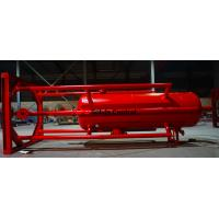 China Efficient oil well drilling liquid gas separator for sale at Aipu solids control wholesale