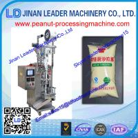 China 2400 ~ 3600 Bags/H without manural operation Peanut Packaging Machine, Low Consumption wholesale