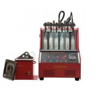 China Electronic Fuel Injector Tester And Cleaner Machine 100W Ultrasonic Cleaner Power wholesale