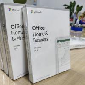China 100% Original 2019 Microsoft Office Retail Box KEY Code Licence COA Sticker DVD Flash wholesale