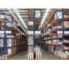 China Pallet Racking System  for heavy duty Storage, single/double deep; push back, cantilever, dynamic rack, mezzanine wholesale
