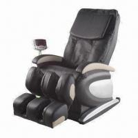 China 2012 New design High Intelligence Massage Chair with Strength Adjustments, Human Can Enjoy on sale