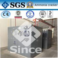 China Cracked Ammonia Generator / Ammonia Cracker Unit Use Nickel Catalyst wholesale