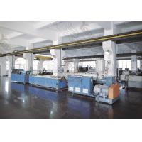 China WPC profile extrusion machine on sale