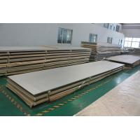 China JIS Hot Rolled Stainless Steel Plate Bao Steel For Chemical Industry wholesale