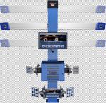 China Auto Tracking 4 Wheel Alignment Machine , T268 On Vehicle Wheel Balancing Machine wholesale