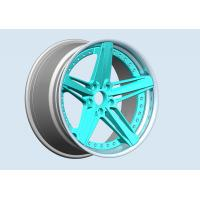 China BSL13/3 piece wheels /step lip/forged wheels/front mount rims/20X12 wholesale