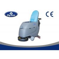 China Dycon 18 Inch And 20 Inch Orange Floor Scrubber Dryer Machine With 180W Brush Motor wholesale