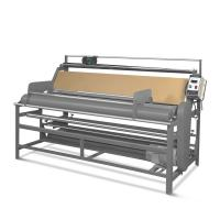 China Industrial Cloth Rolling Machine Less 300 Mm Rolling Diameter Easy Installation on sale