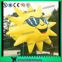China Giant Inflatable Sun For Sunglasses Advertising wholesale