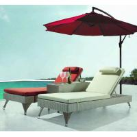 China Outdoor adjustable chaise lounge chair-3006 wholesale