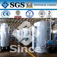 China High Safety Liquid Ammonia Cracking Hydrogen Production CE BV  Certificate wholesale