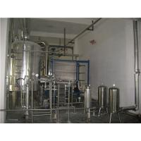 China Pharmaceutical Industrial Vacuum Multiple Effect Evaporation Plate Heat Exchanger Technology wholesale