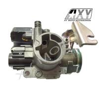 China throttle body for honda motorcycle spacy110 wholesale