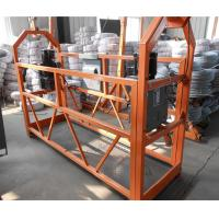 China Haoke Suspended Working Platform Customized With Steel Painted Finished wholesale