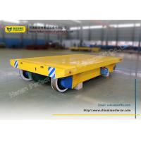 China Busbar powered transfer cart for factory material handling equipment wholesale